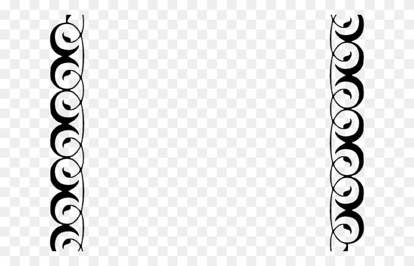 Decorative Border Clipart Elegant - Elegant Frame PNG