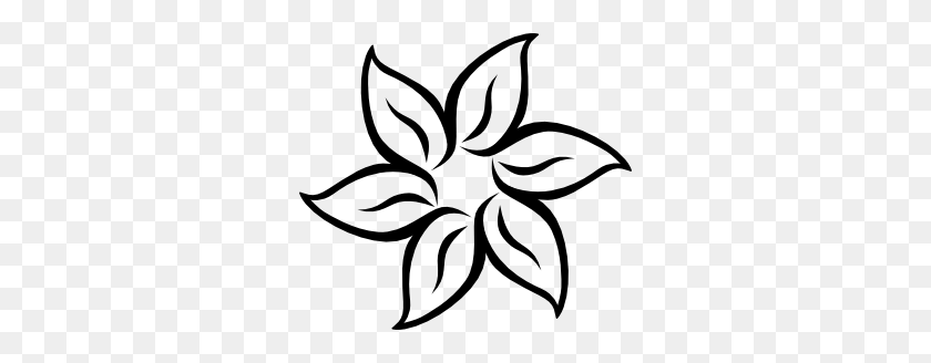 Decorative Flower Clip Art Free Vector Flower Bouquet Clipart Black And White Stunning Free Transparent Png Clipart Images Free Download