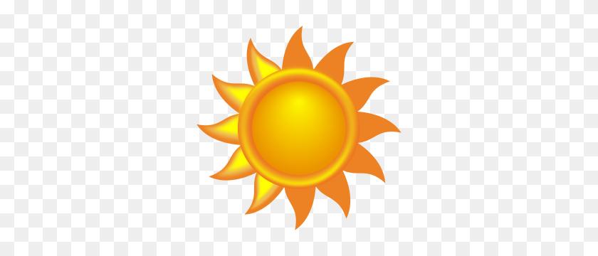 Decorative Sun Png Clip Arts For Web - Yellow Sun Clipart