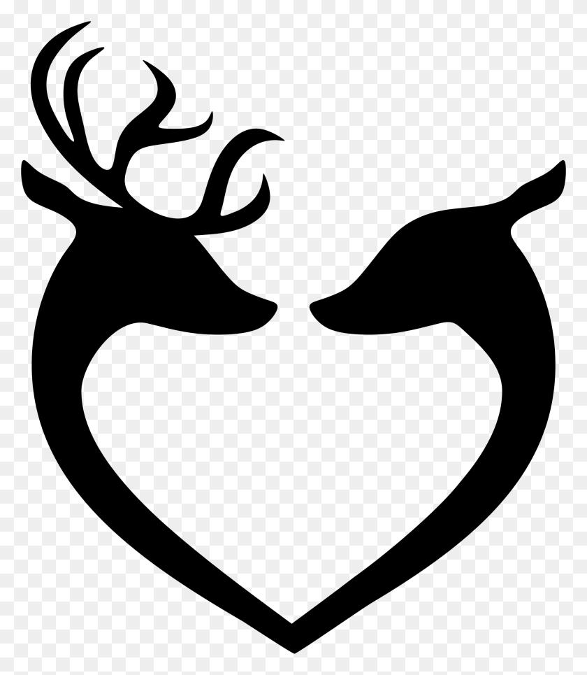 Deer Antler Computer Icons Clip Art Deer Png Download - Deer Horns Clipart