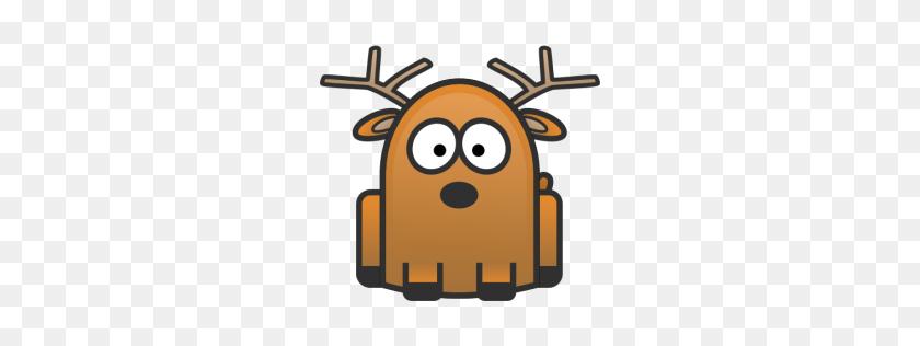 Deer Buck Clipart Free Clip Art Images Image - Reindeer Head Clipart