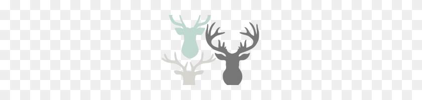 Deer Head Clipart Deer Head Pallet Free Printable Deer Silhouette - Deer Silhouette Clip Art