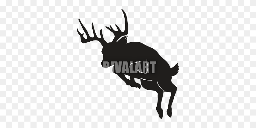 Deer Hunting Clipart - Whitetail Deer Clipart