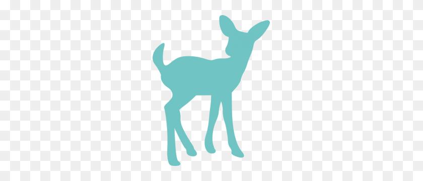Deer Silhouette Clip Art Ba Deer Silhouette Clip Art Clipart Free - Creative Clipart