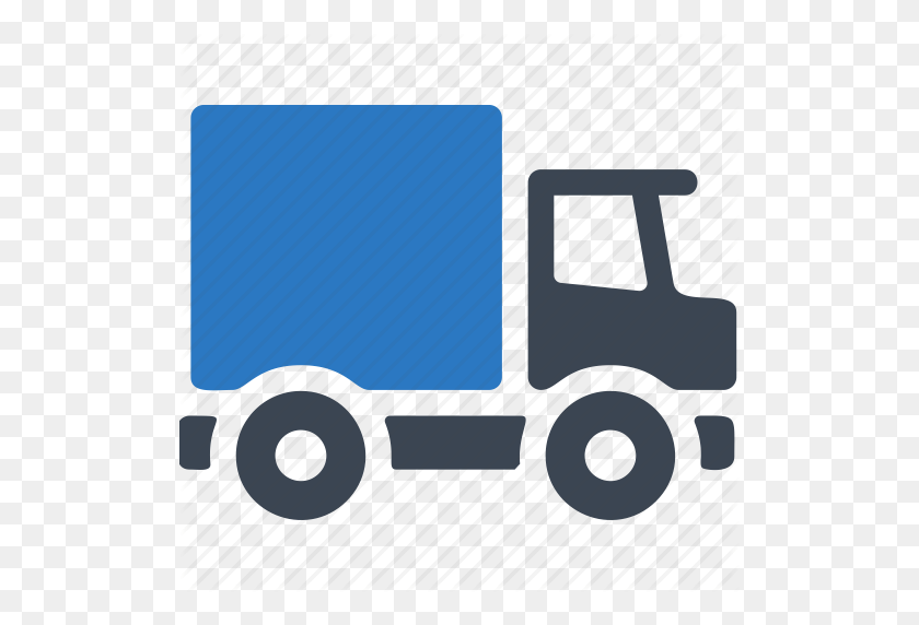 Delivery, Logistics, Shipping, Truck Icon - Truck Icon PNG