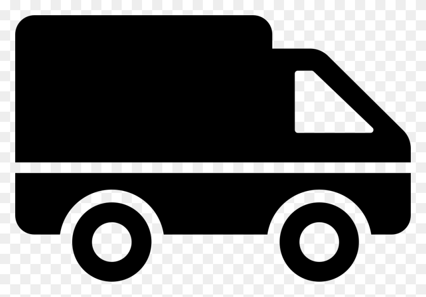Delivery Truck Png Icon Free Download - Truck Icon PNG