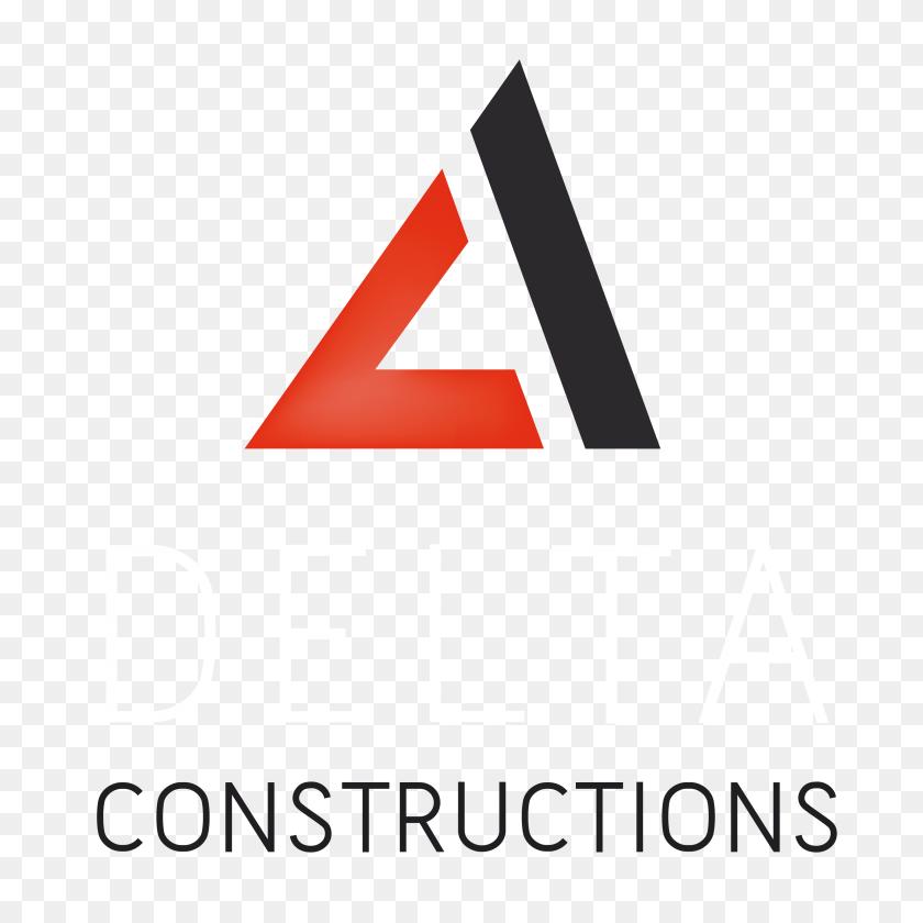 Delta Constructions Logo Transparent Png - Delta PNG