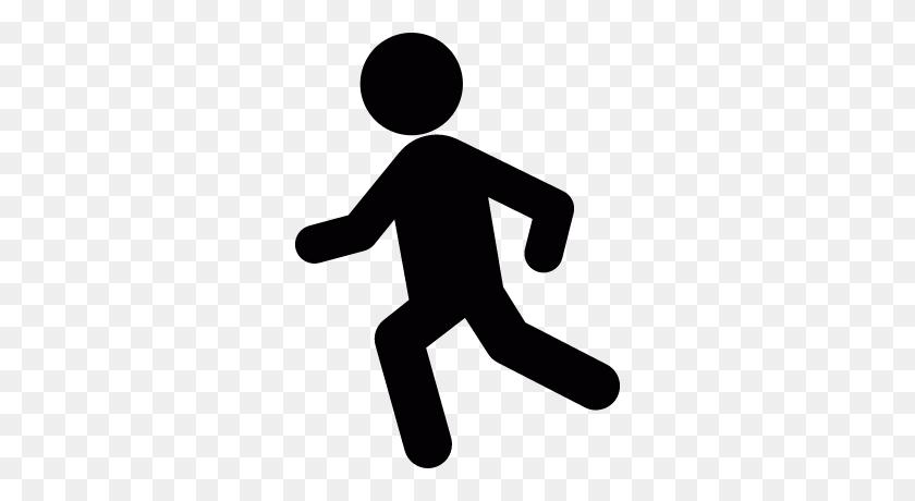 Deluxe Runner Logo Clip Art Running Man Logo Clipart Best - Running Man Clipart
