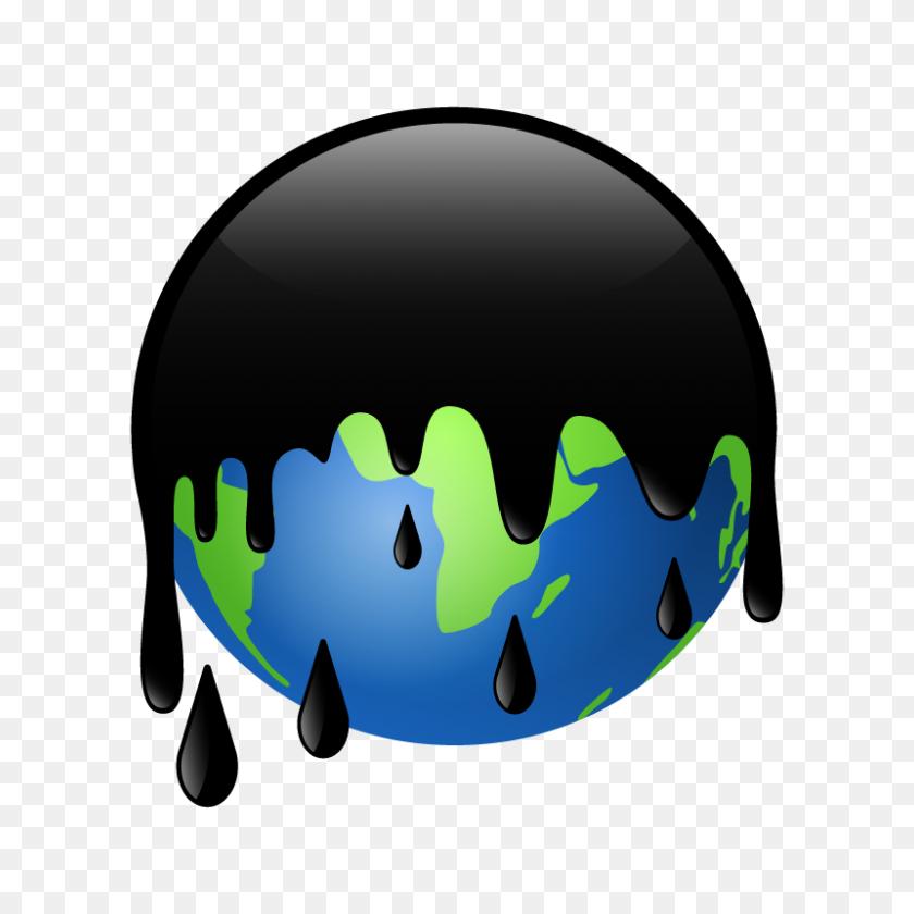 Demoji Oil Spill - Oil Spill Clipart
