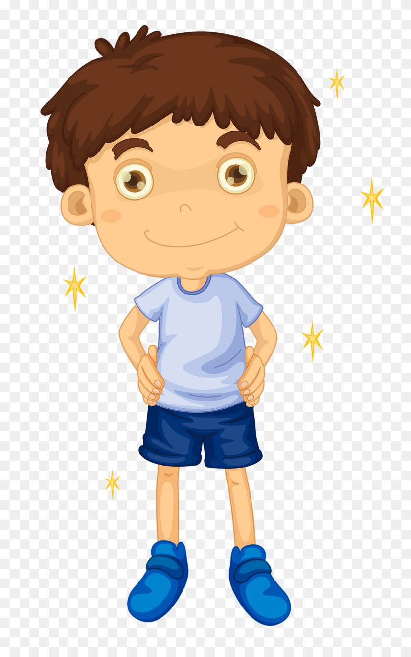 735x1280 Den Deti Children, Clipart Boy And Clip Art - Den Clipart
