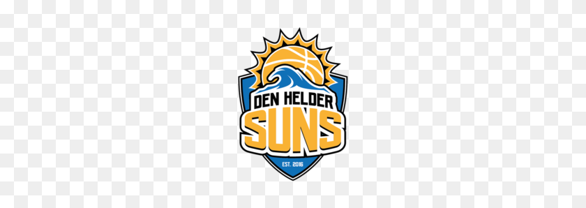 Den Helder Suns - Suns Logo PNG