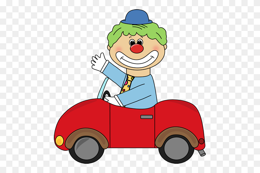Departure Clipart Car Driving - Driving Car Clipart