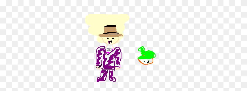 Depressing Willy Wonka - Willy Wonka Clip Art