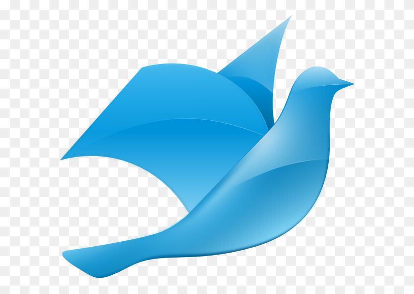 600x537 Descending Dove Clipart Free Clipart Images Clipartix - Free Clipart Dove Of Peace
