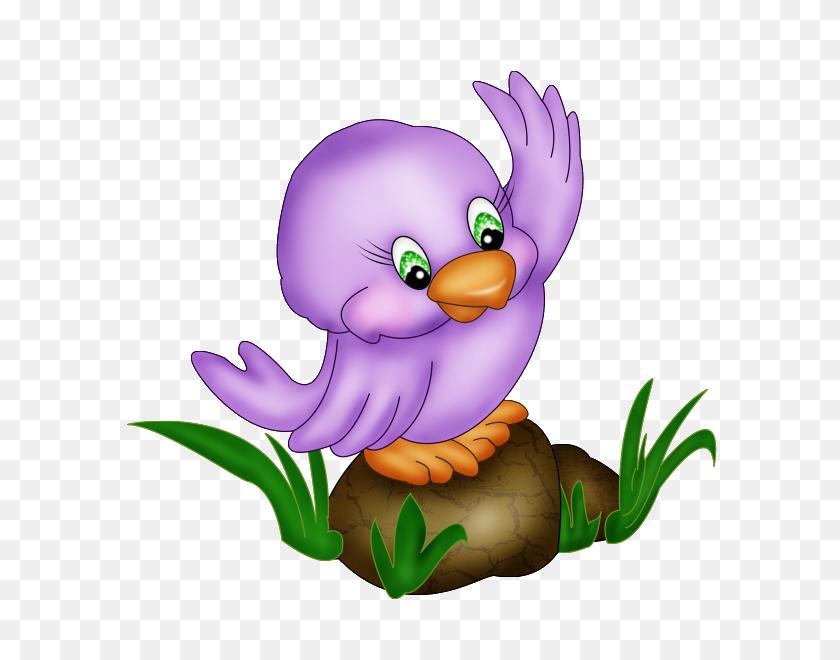 Deseos De Pasion Cartoon - Tropical Bird Clipart