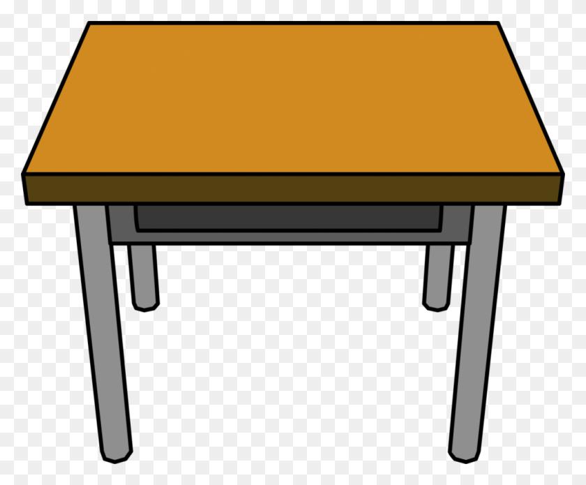 Desk Clipart Student Desk - Student Sitting At Desk Clipart