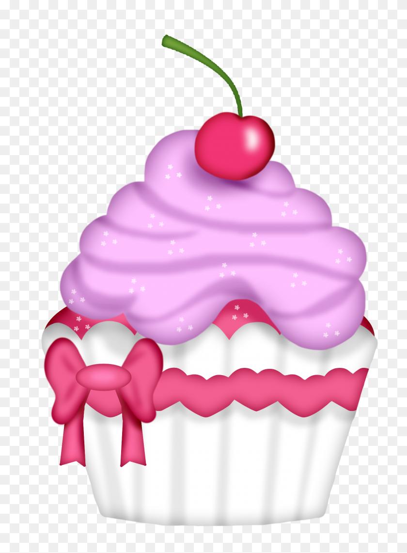 Dessert Clipart Assorted - Dessert Clipart