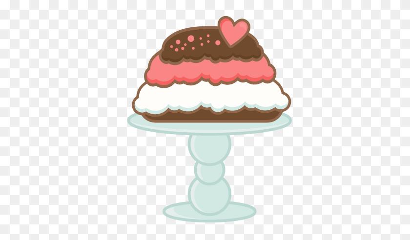 Dessert Clipart Valentine's Day - Scrapbook Clipart Free