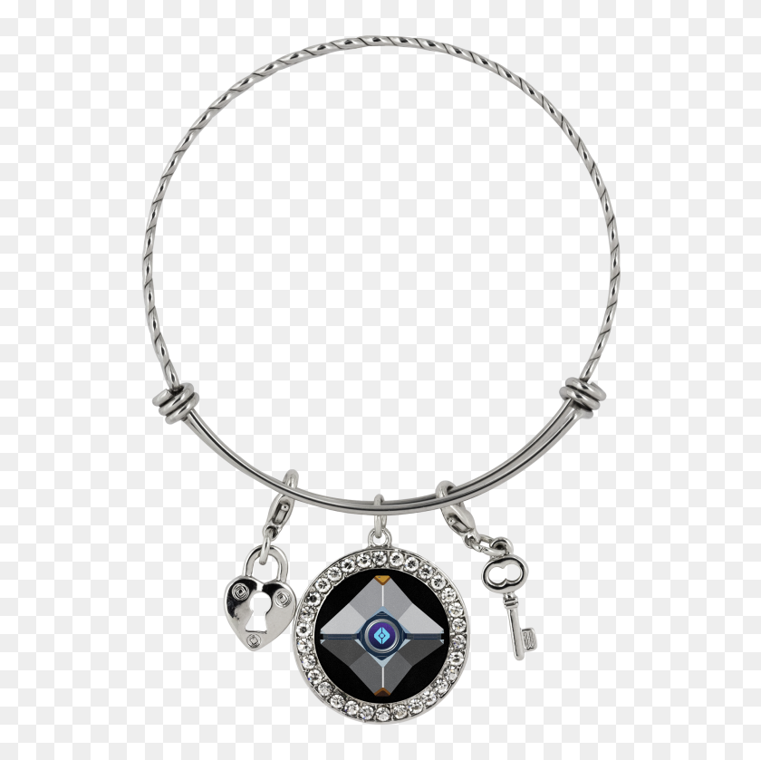 Destiny Ghost Chloe Bracelet Hangry Gamer Gear Gamer Clothing - Destiny Ghost PNG