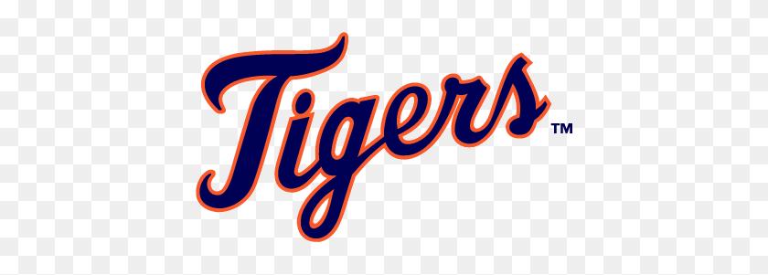 Detroit Tigers Symbol Picture Detroit Tigers Retro Logo Clipart - Tiger Paw PNG