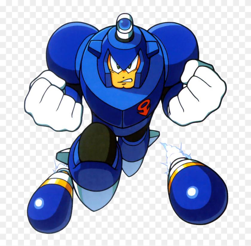 Dials The Fighting Robot Mega Man! - Megaman PNG