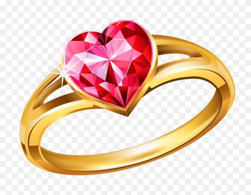 Diamond Ring Wedding Ring Diamond Clipart Free Images Clipartix - Wedding Ring Clipart PNG