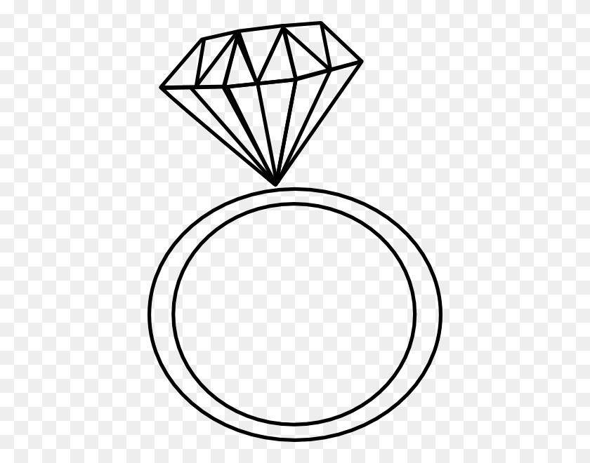Diamond Wedding Ring Clip Art - Wedding Bands Clipart