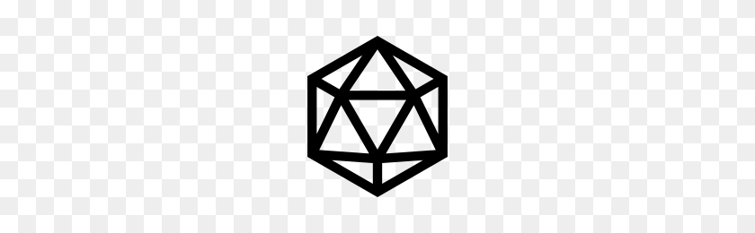 Dice Icons Noun Project - Dnd Dice PNG