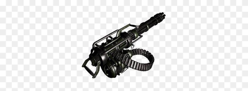 Diesel Guns - Minigun PNG