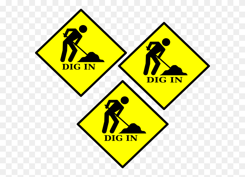 Dig Clip Art - Under Construction Clipart