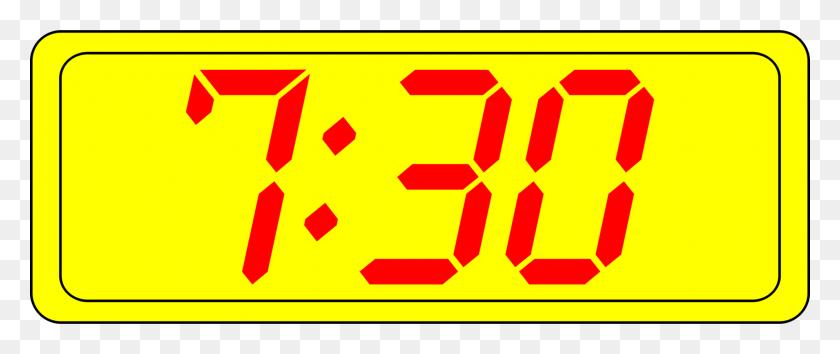 Digital Clock Alarm Clocks Digitaalisuus Digital Data Free - Digital Clock Clipart