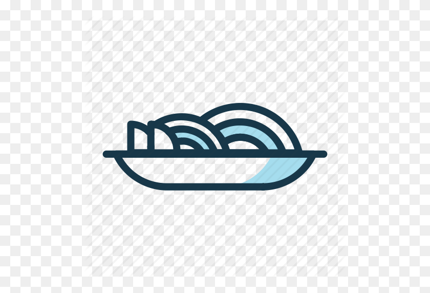 Dinner, Entrees, Food Menu, Lunch, Noodles, Pasta, Spaghetti Icon - Spaghetti Dinner Clip Art