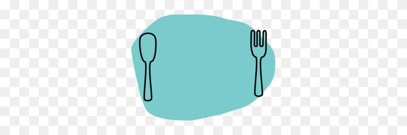 Dinner Setting Clip Art - Place Setting Clipart