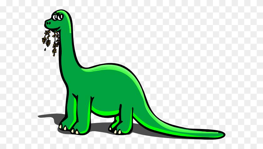Dino Clip Art Free Vector - Cute Dinosaur Clipart