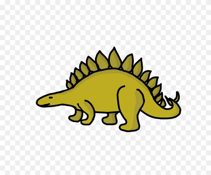 Dinosaur Clip Art Stegosaurus Clipart Dinosaurpng Free Image - Cartoon Dinosaur Clipart