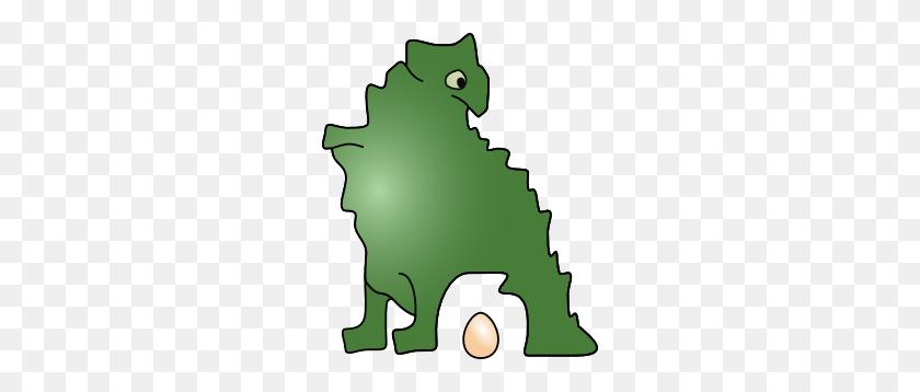 Dinosaur Laid An Egg Clip Art - Dinosaur Egg Clipart