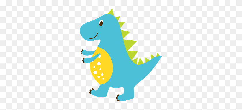 Dinossauros - Dinosaur Birthday Clipart