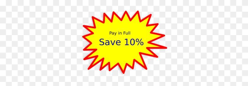 Discount Full Clip Art - Discount Clipart