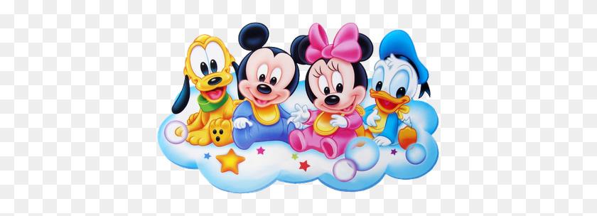Disney Cartoon Characters Disney Babies Cartoon Clip Art Images - Walt Disney World Clipart