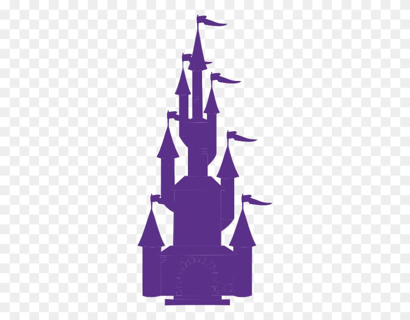Disney Castle Silhouette Clip Art - Disney Castle Silhouette PNG