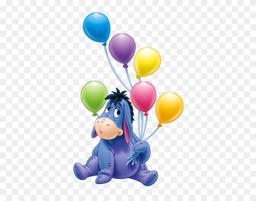Disney Clip Eeyore, Winnie The Pooh, Winnie - Movie Night Clipart