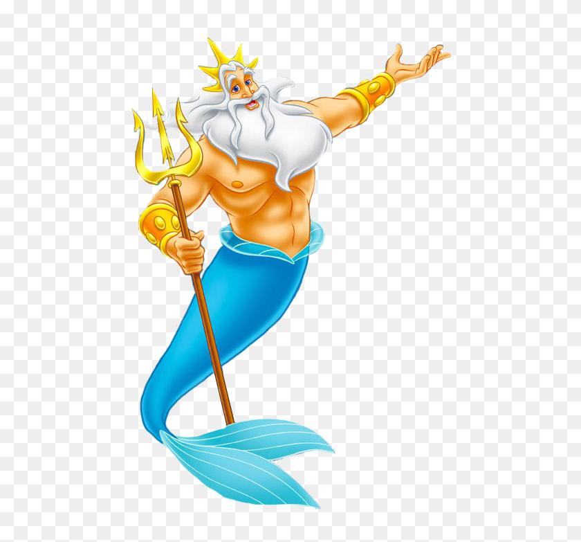 Disney Clip Mermaid, Disney - The Little Mermaid PNG