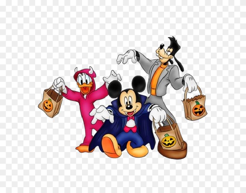 Disney Disney Halloween - Mickey Mouse Halloween Clipart