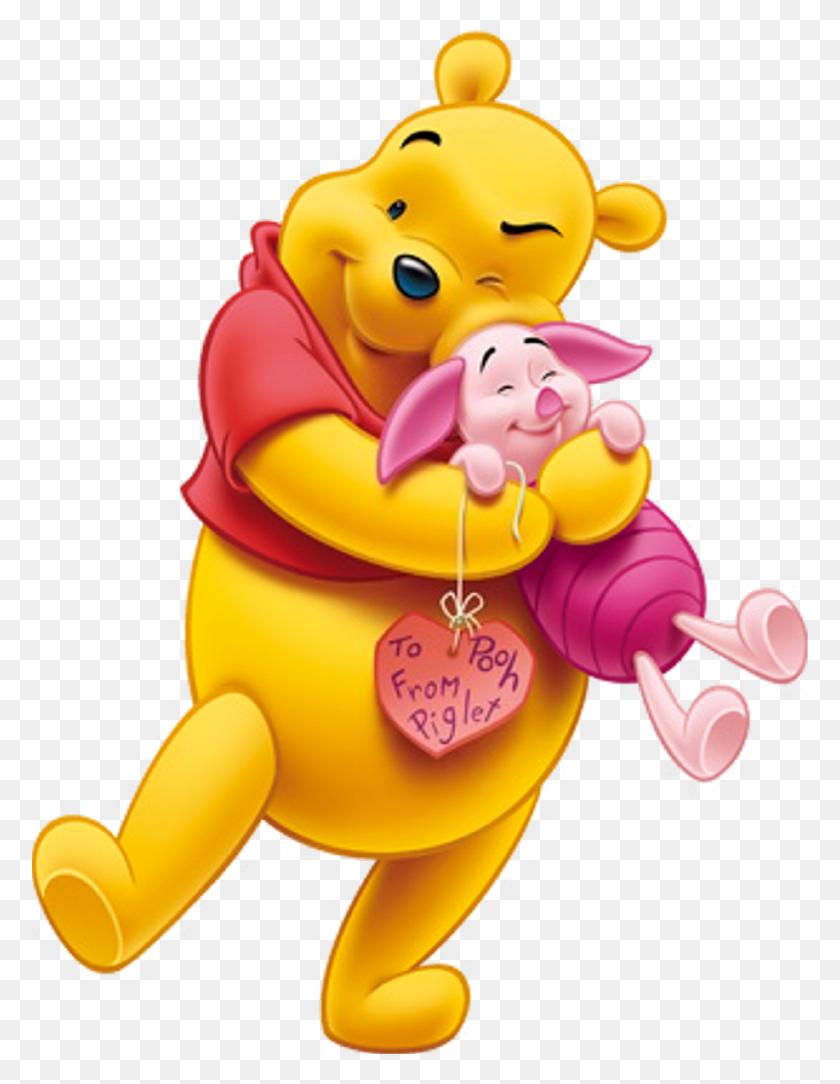 Disney Piglet Waving Clipart Clip Art Images - Pooh Bear Clipart
