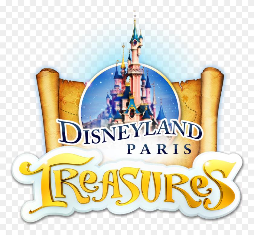 Disneyland Paris Treasures - Paris PNG