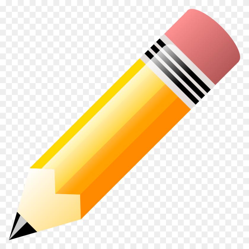Diy Pencil Holder Teachers Gift + Back To School Clip Art Book - Writing Clipart