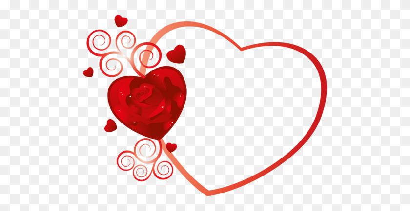 500x374 Dizajn Ko Dniu Valentina Gingers Heart Heart - Bleeding Heart Clipart
