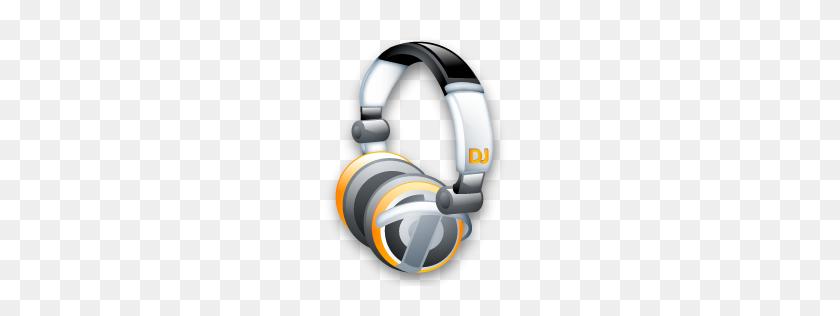 256x256 Dj Headphones Clip Art - Free Dj Clipart