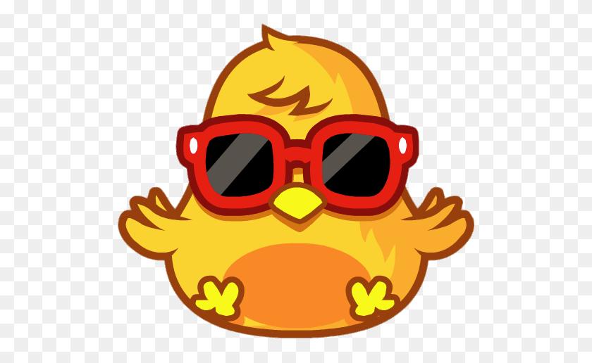 Dj Quack The Disco Duckie Transparent Png - Quack Clipart