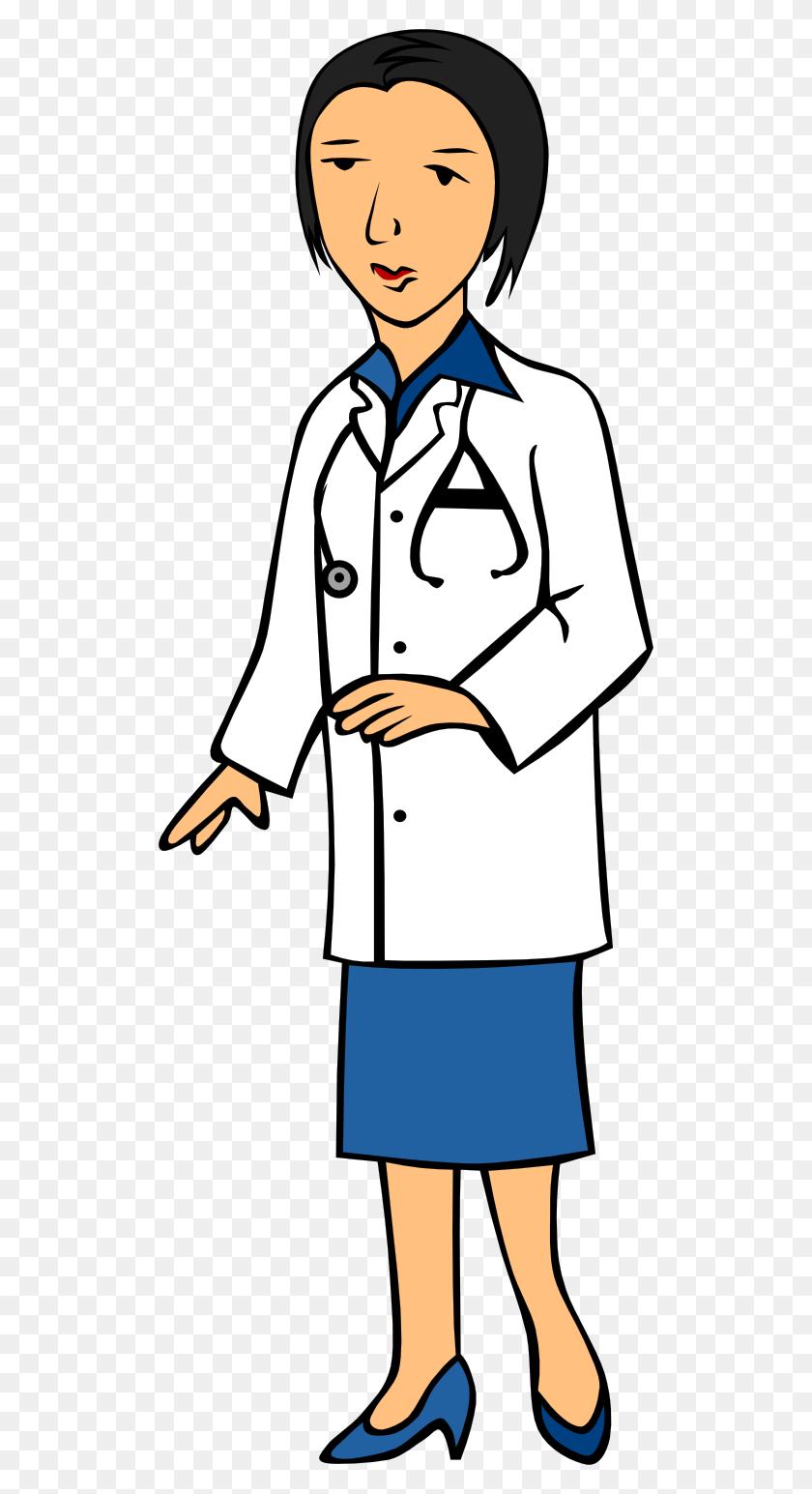 Doctor Cartoon Clip Art - Doctors Office Clipart